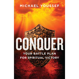 Conquer: Your Battle Plan for Spiritual Victory (5 copies)