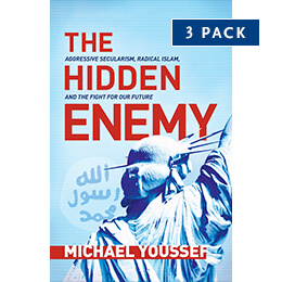 The Hidden Enemy (3 Books)
