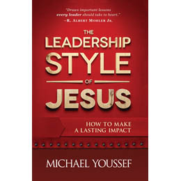The Leadership Style of Jesus Small Group Study - Student's Workbook